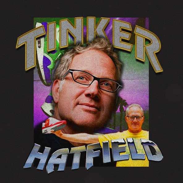 Tinker Hatfield Shoe Designer