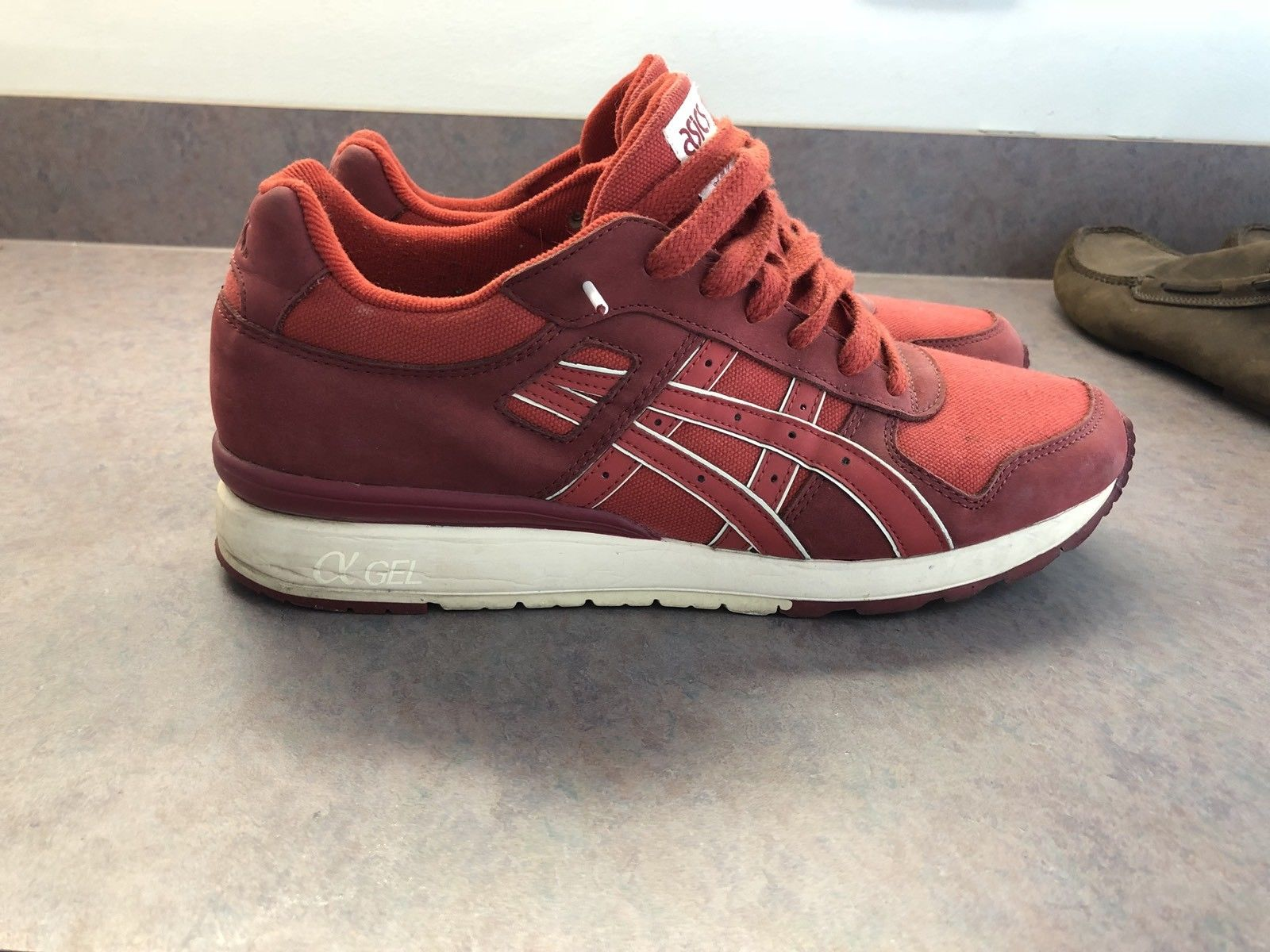 ASICS GT II Highs and Lows Brick