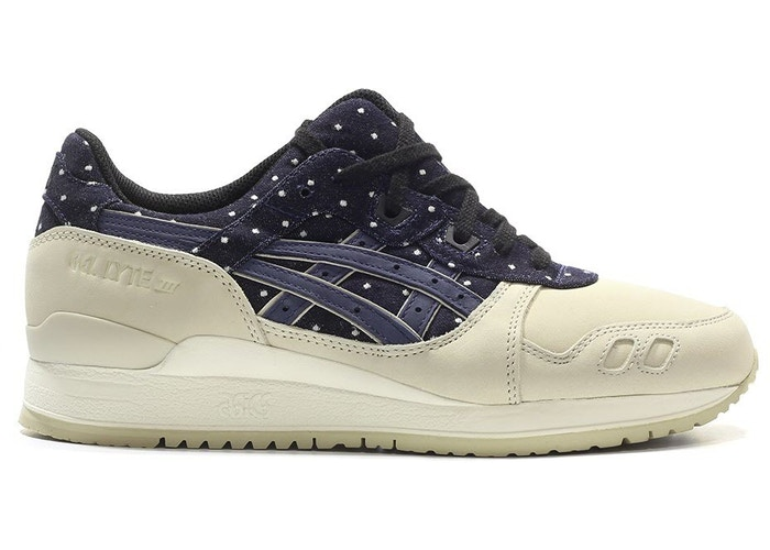 ASICS Gel Lyte III Japanese Denim Indian Ink