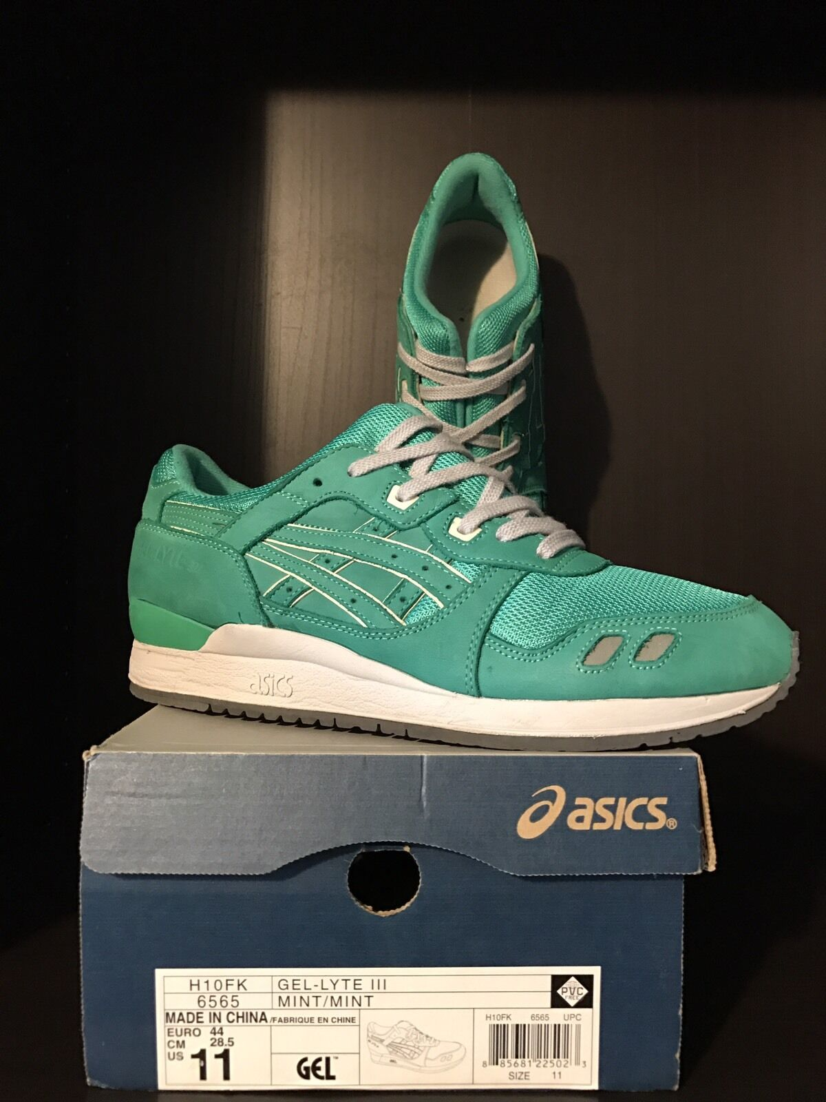 ASICS Gel Lyte III Ronnie Fieg Mint Leaf