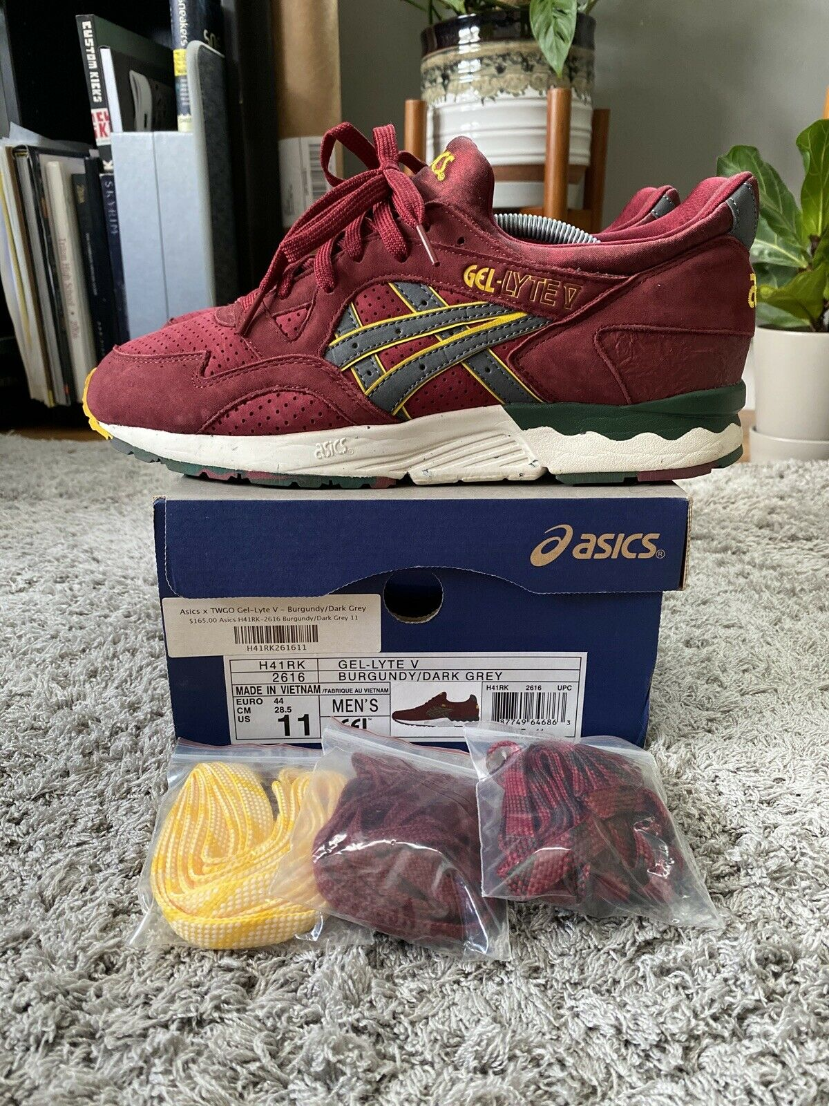 ASICS Gel Lyte V The Good Will Out Koyo
