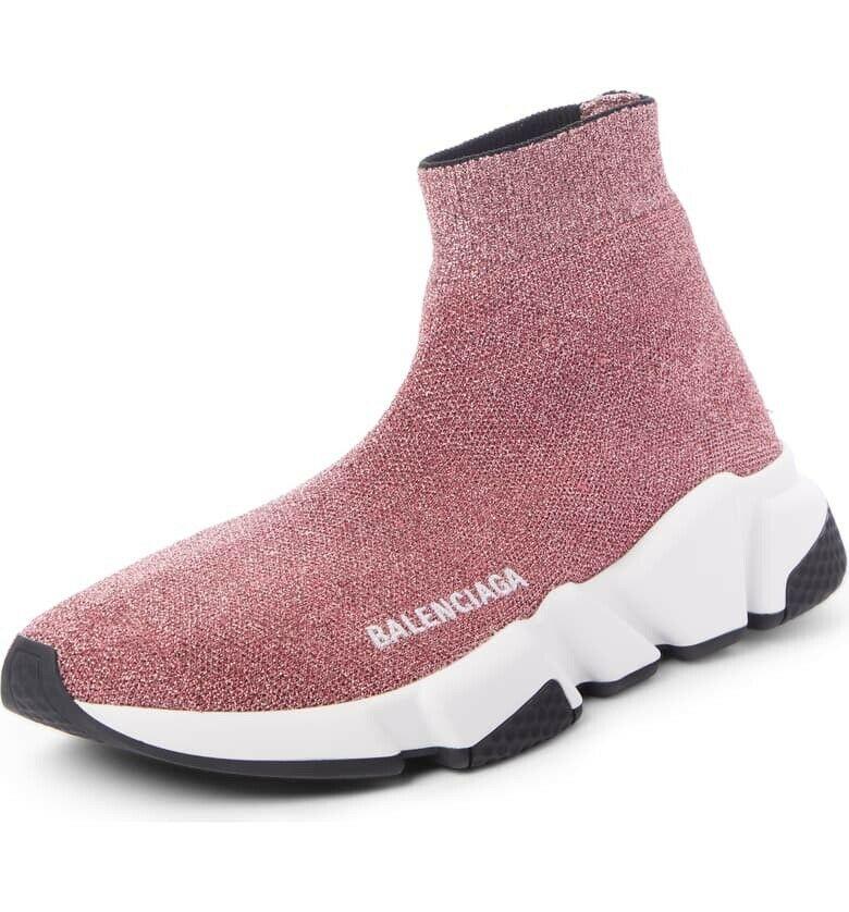 Balenciaga Speed Pink W