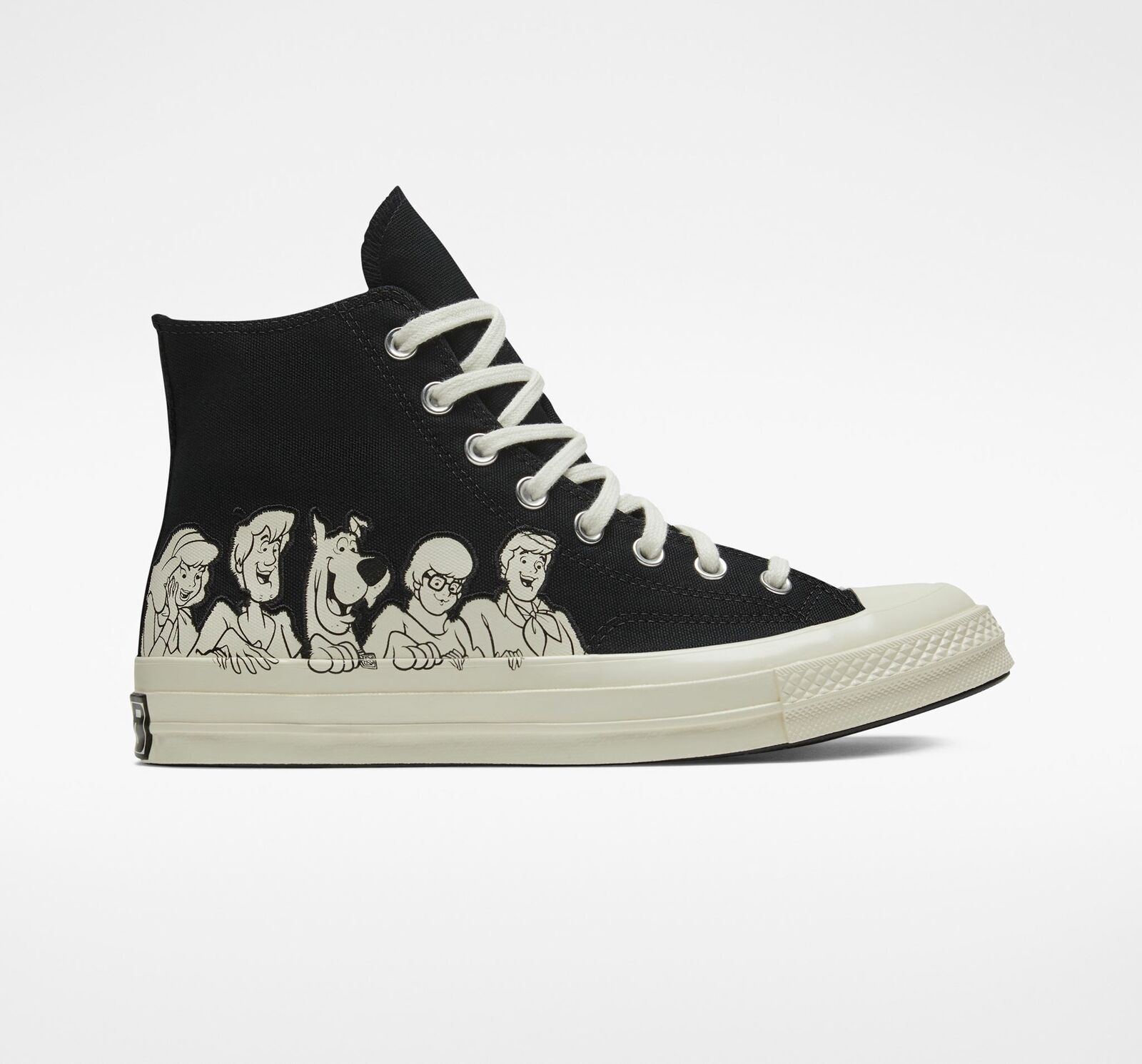 Converse Chuck Taylor All Star 70s Hi Scooby Doo Group