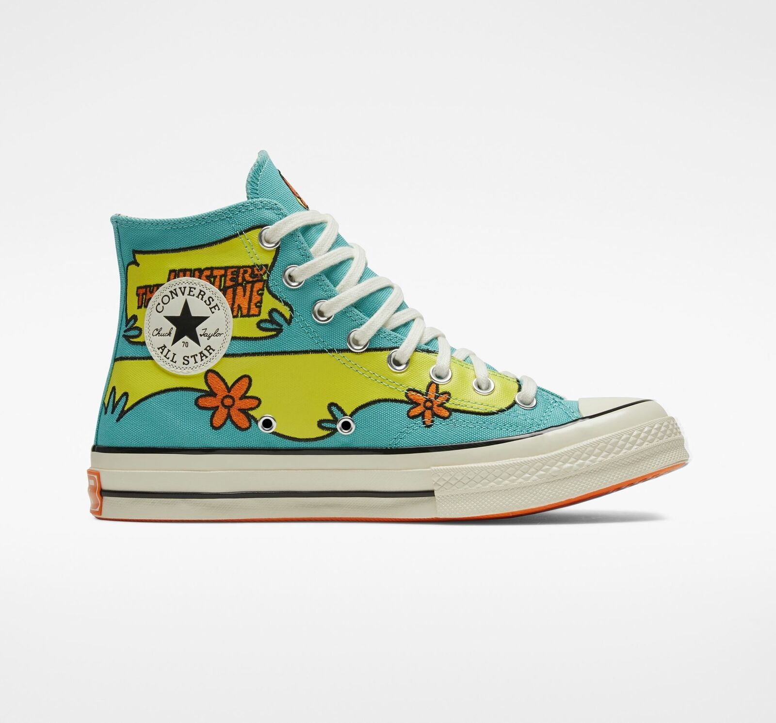 Converse Chuck Taylor All Star 70s Hi Scooby Doo The Mystery Machine