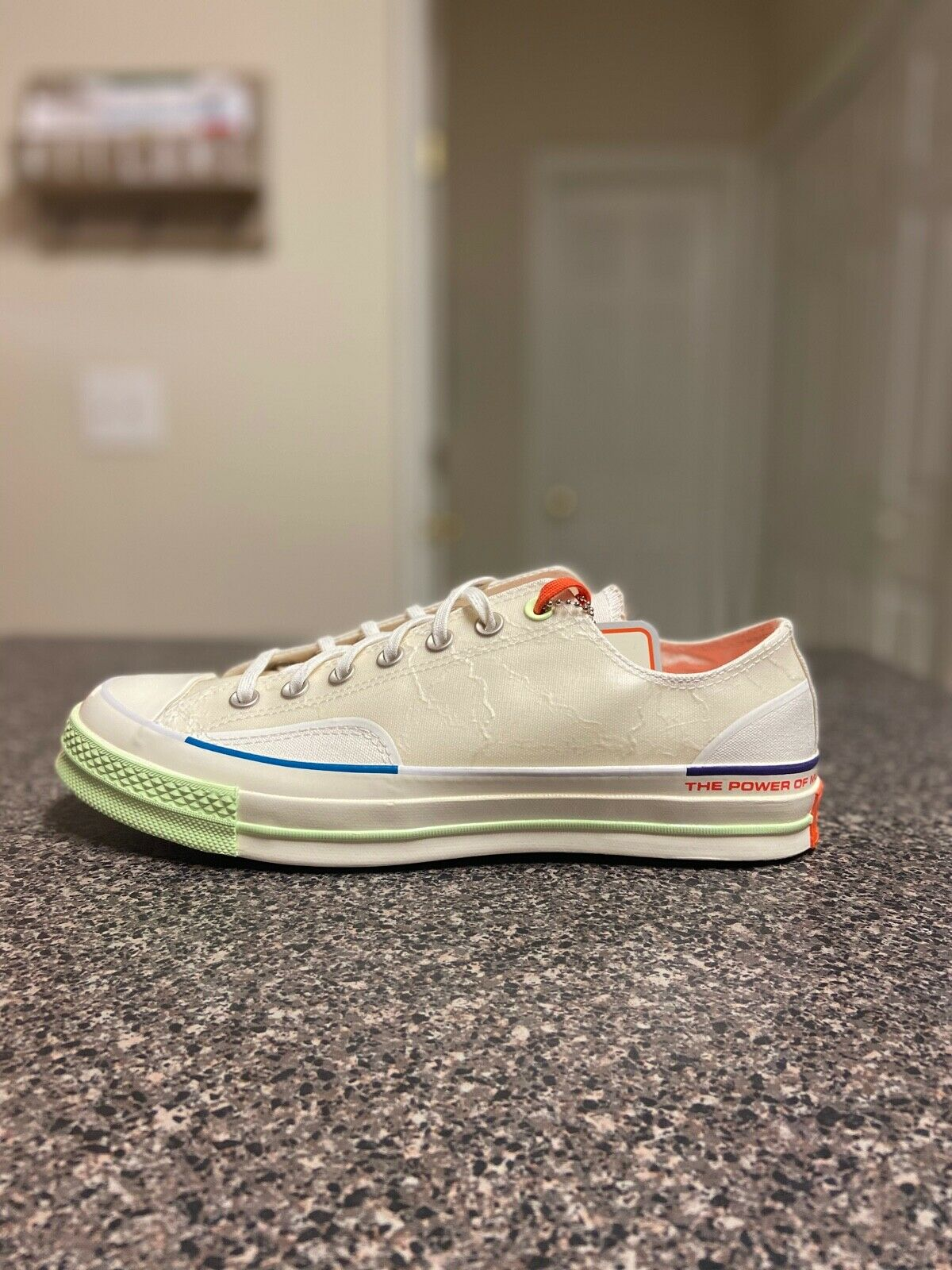 Converse Chuck Taylor All Star 70s Ox Pigalle White