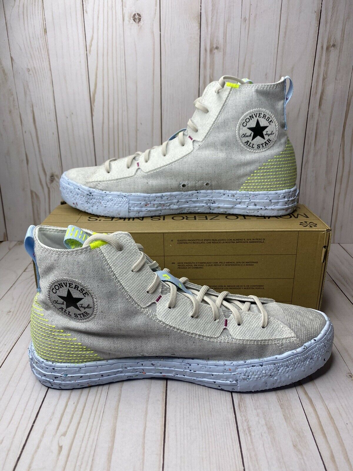 Converse Chuck Taylor All Star Crater White