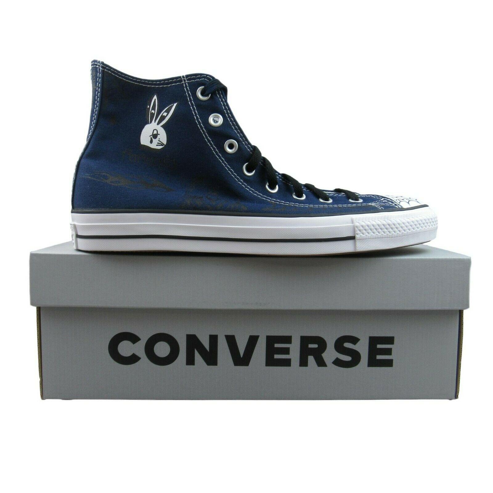 Converse Chuck Taylor All Star Hi Pro Sean Pablo Navy