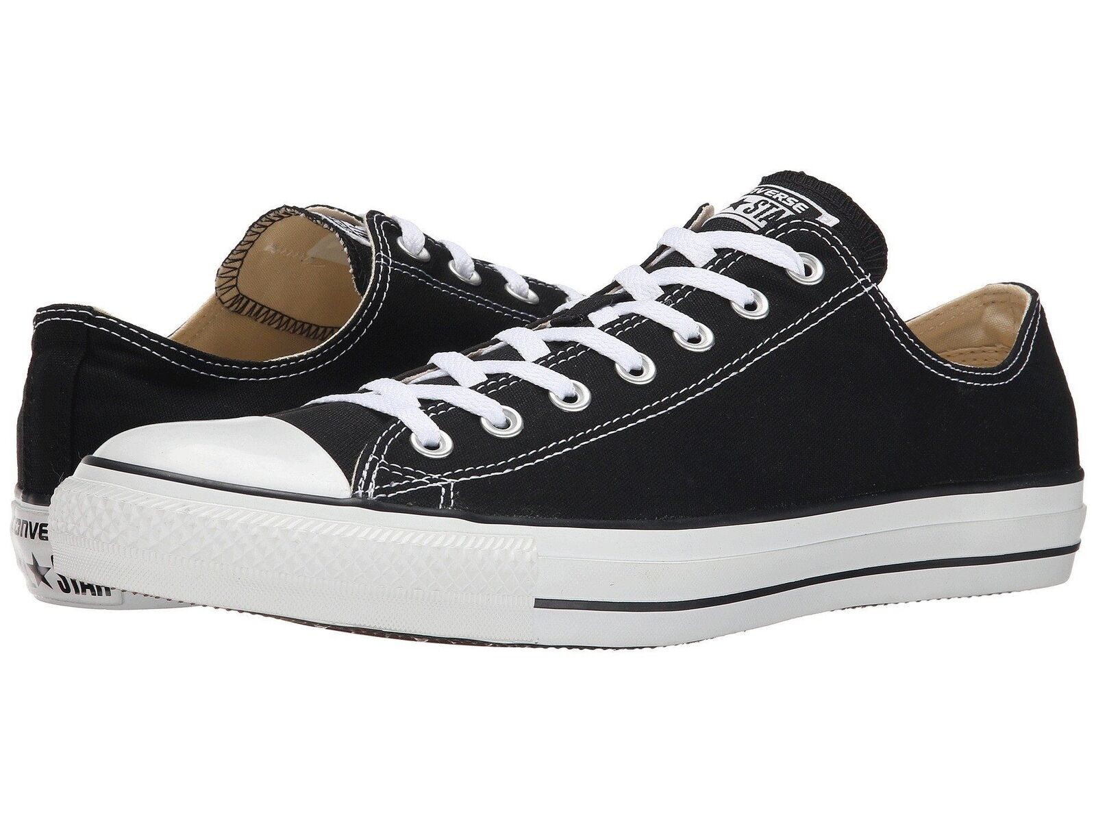 Converse Chuck Taylor All Star Ox Black M9166 Black
