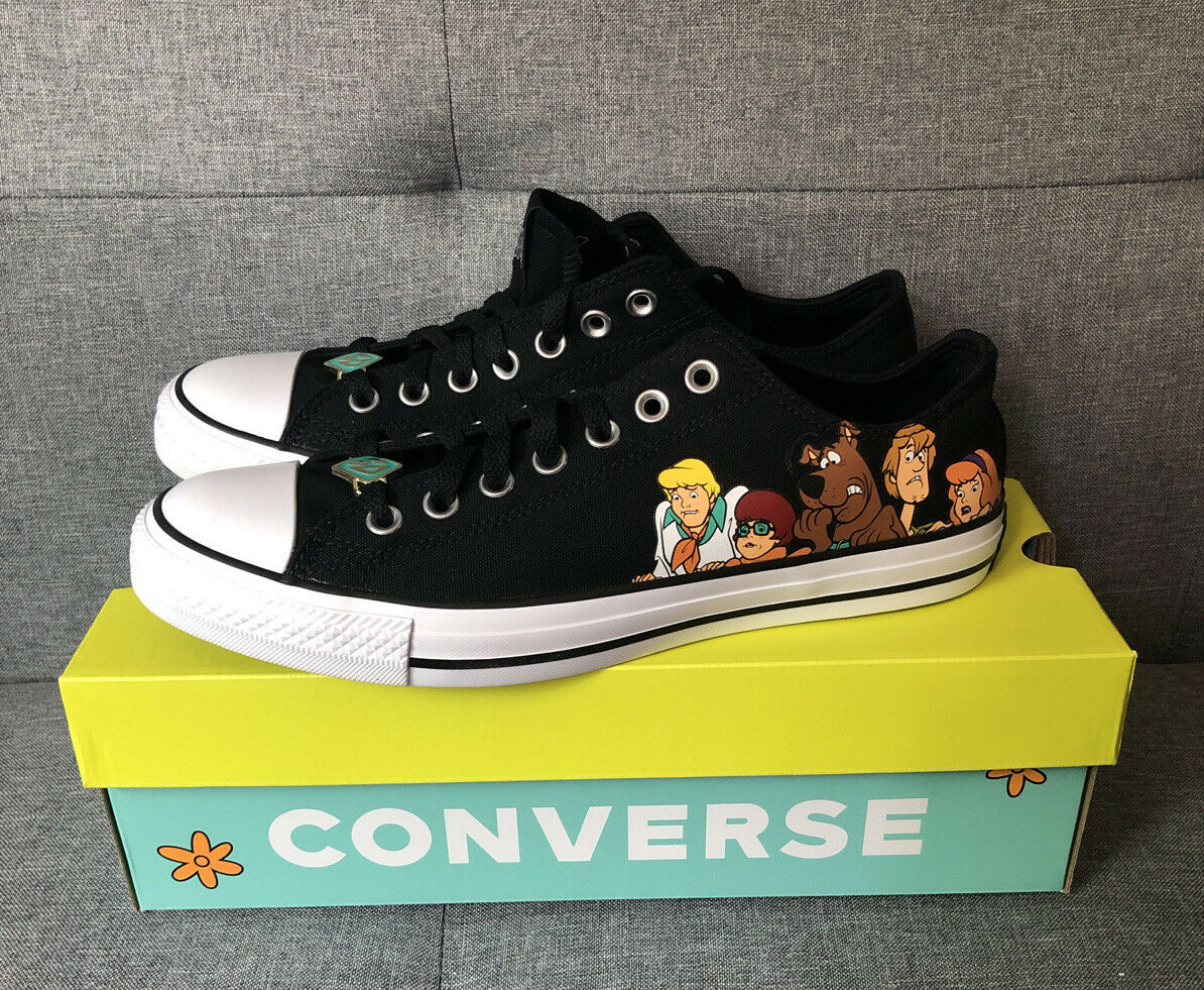 Converse Chuck Taylor All Star Ox Scooby Doo Group