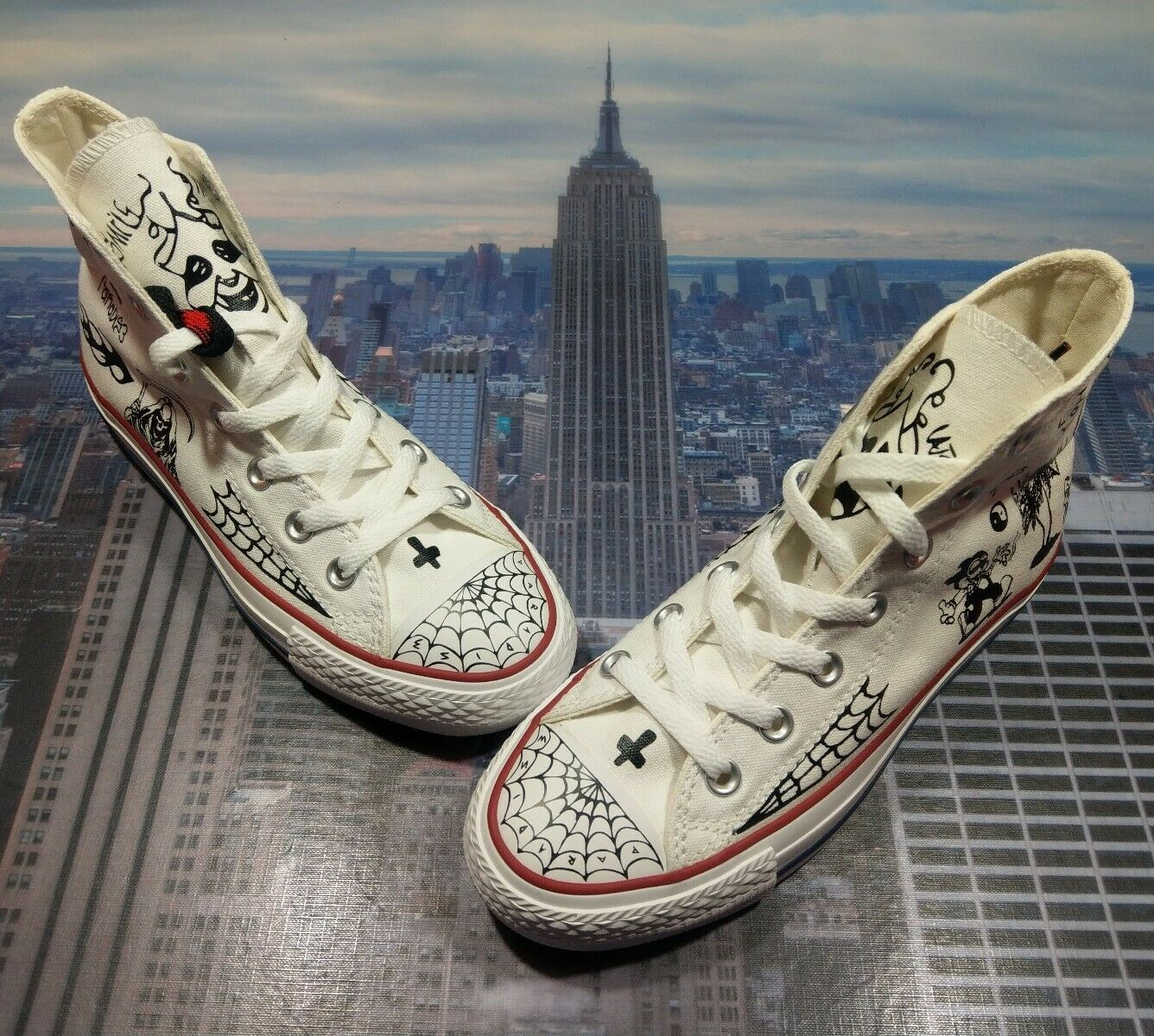 Converse Chuck Taylor All Star Pro Sean Pablo White
