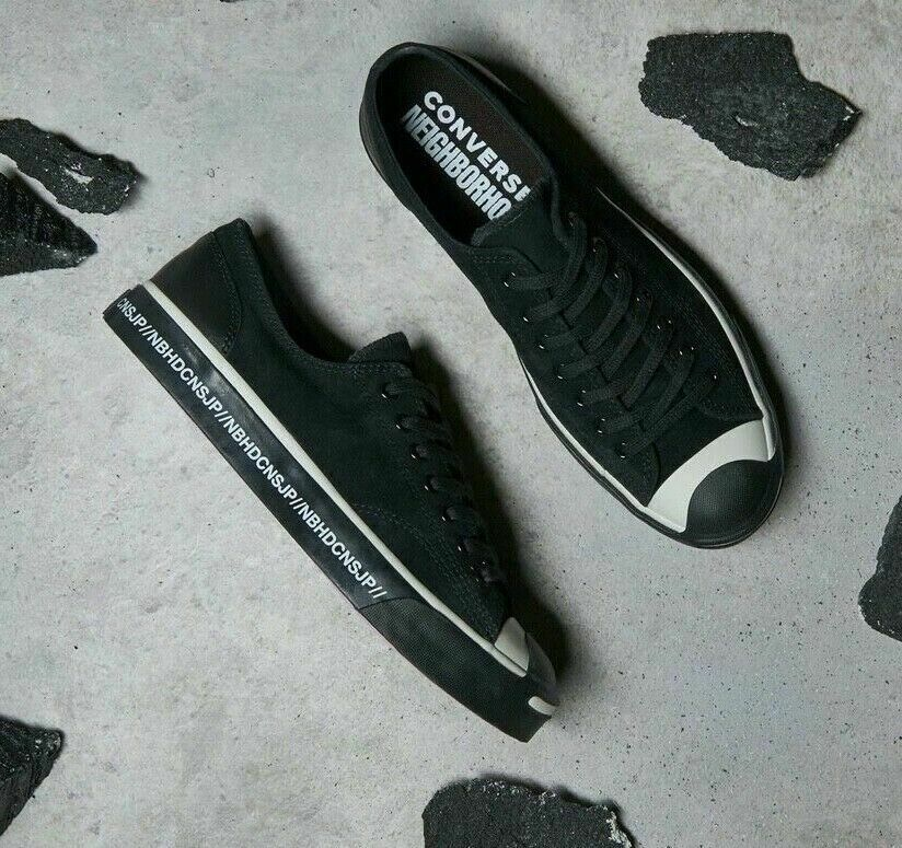 Converse Jack Purcell Ox Neighborhood Motorcycle