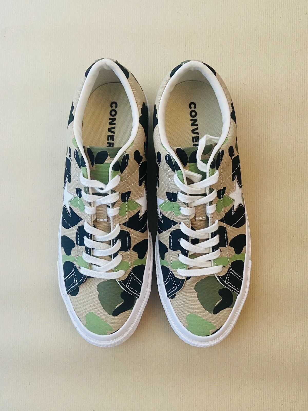 Converse One Star Ox Duck Camo