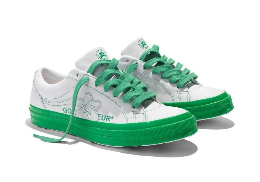 Converse One Star Ox Golf Le Fleur Color Block Pack Green