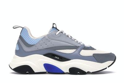 Dior B22 White Blue