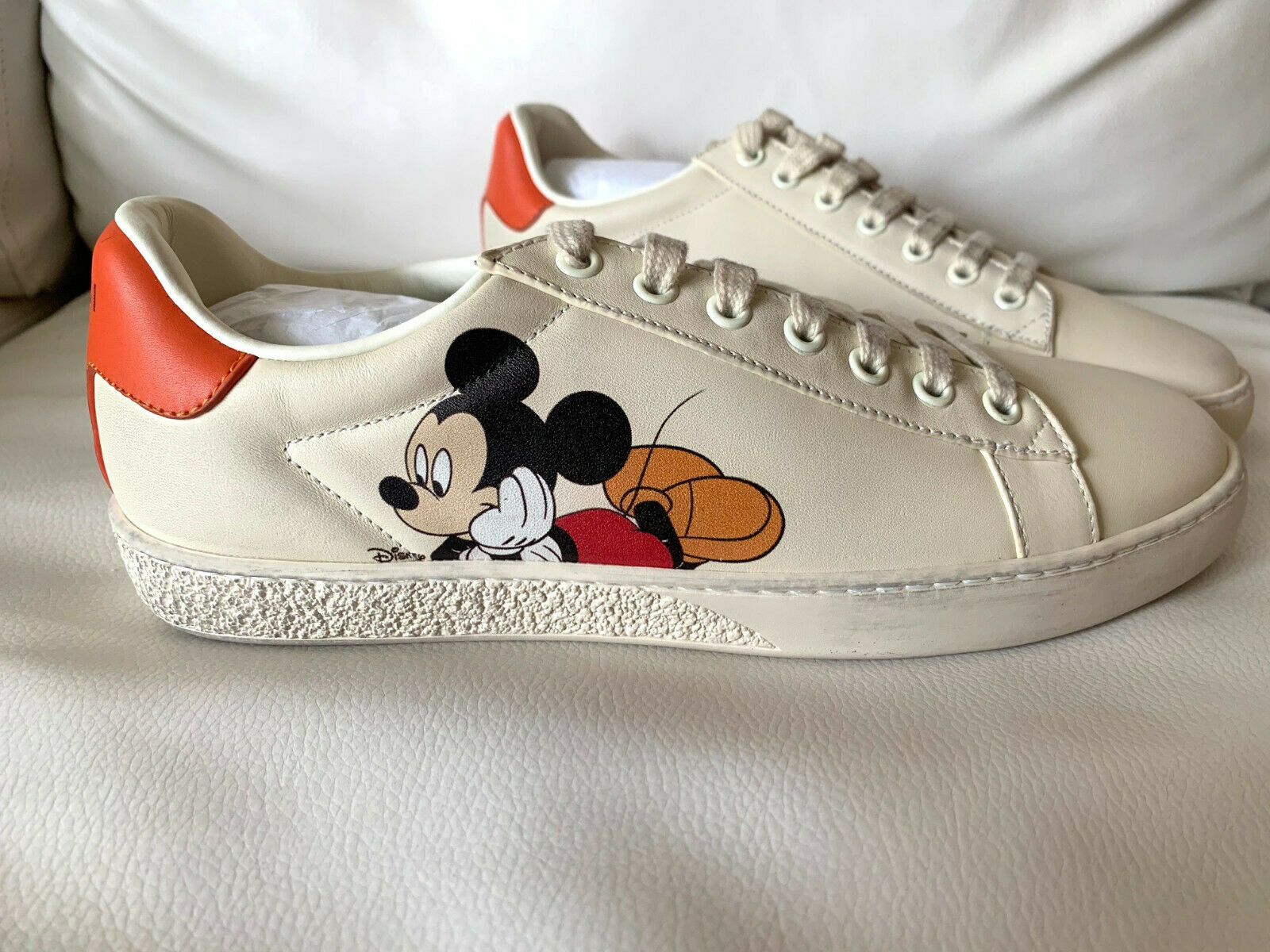 Gucci Ace x Disney Ivory