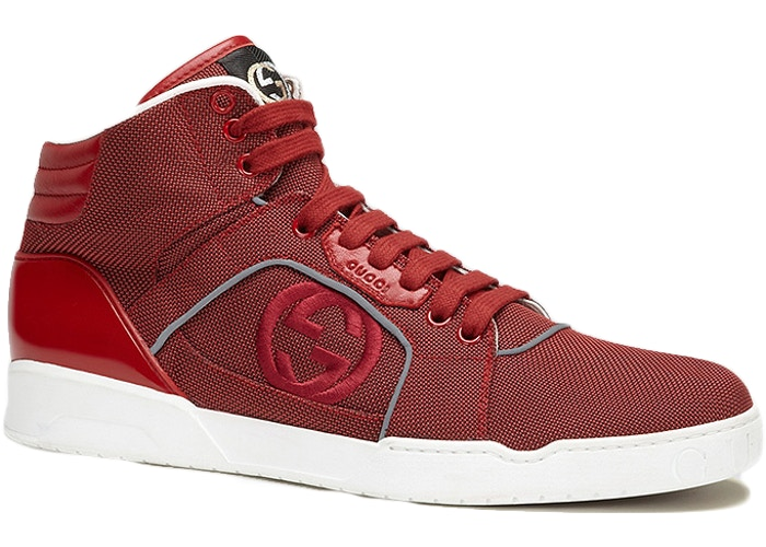 Gucci Signature High Red