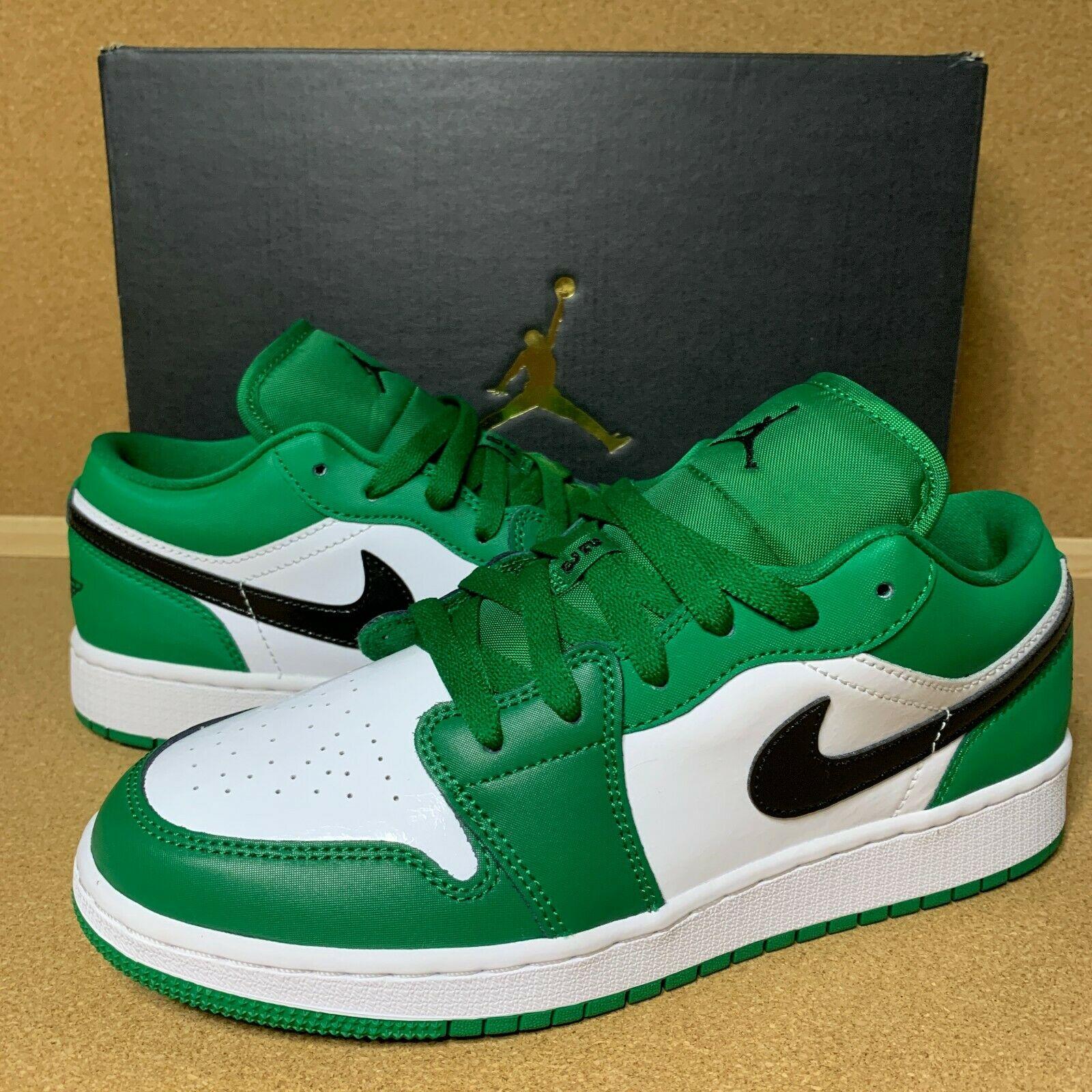 Jordan 1 Low Pine Green GS