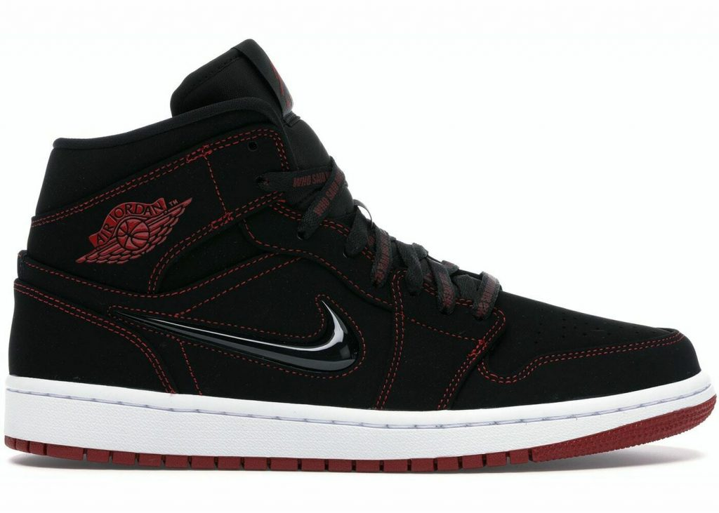 Jordan 1 Mid Fearless Come Fly With Me