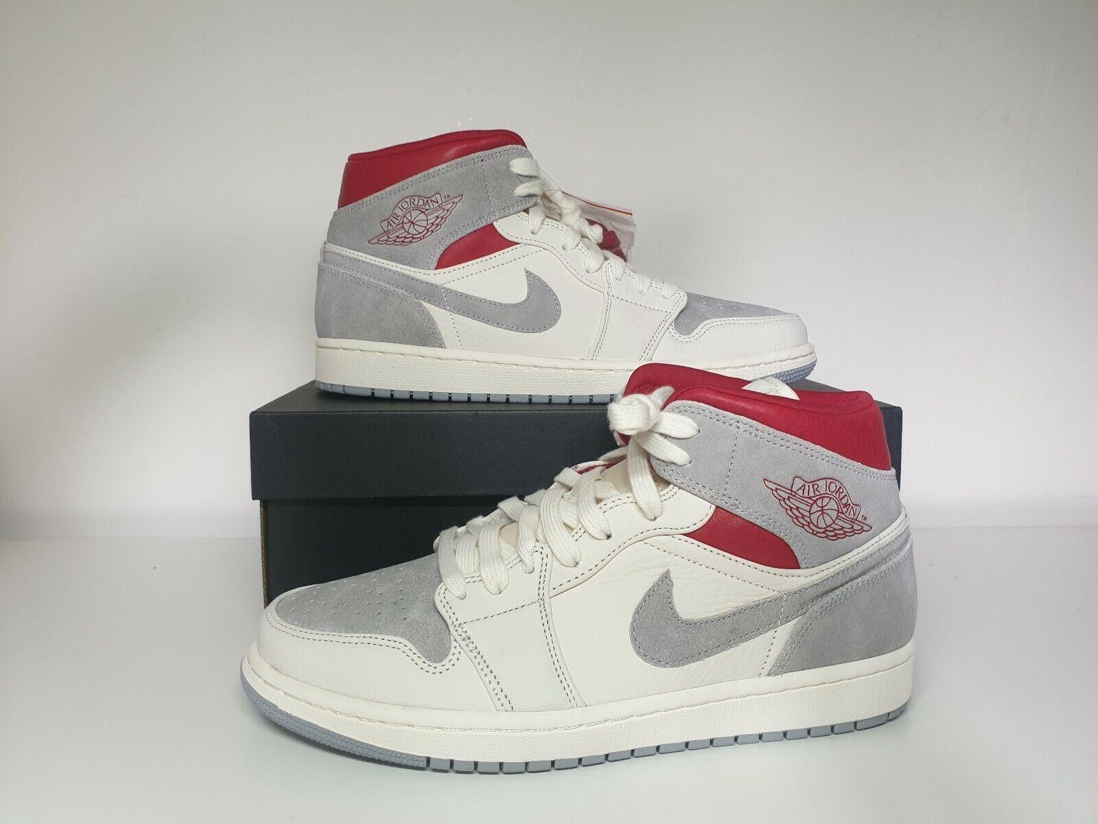 Jordan 1 Mid Sneakersnstuff 20th Anniversary