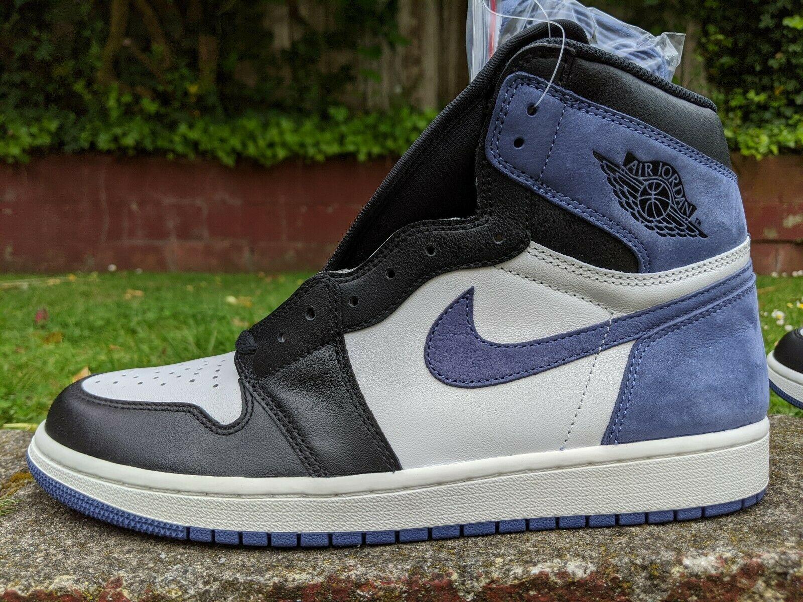 Jordan 1 Retro High Blue Moon