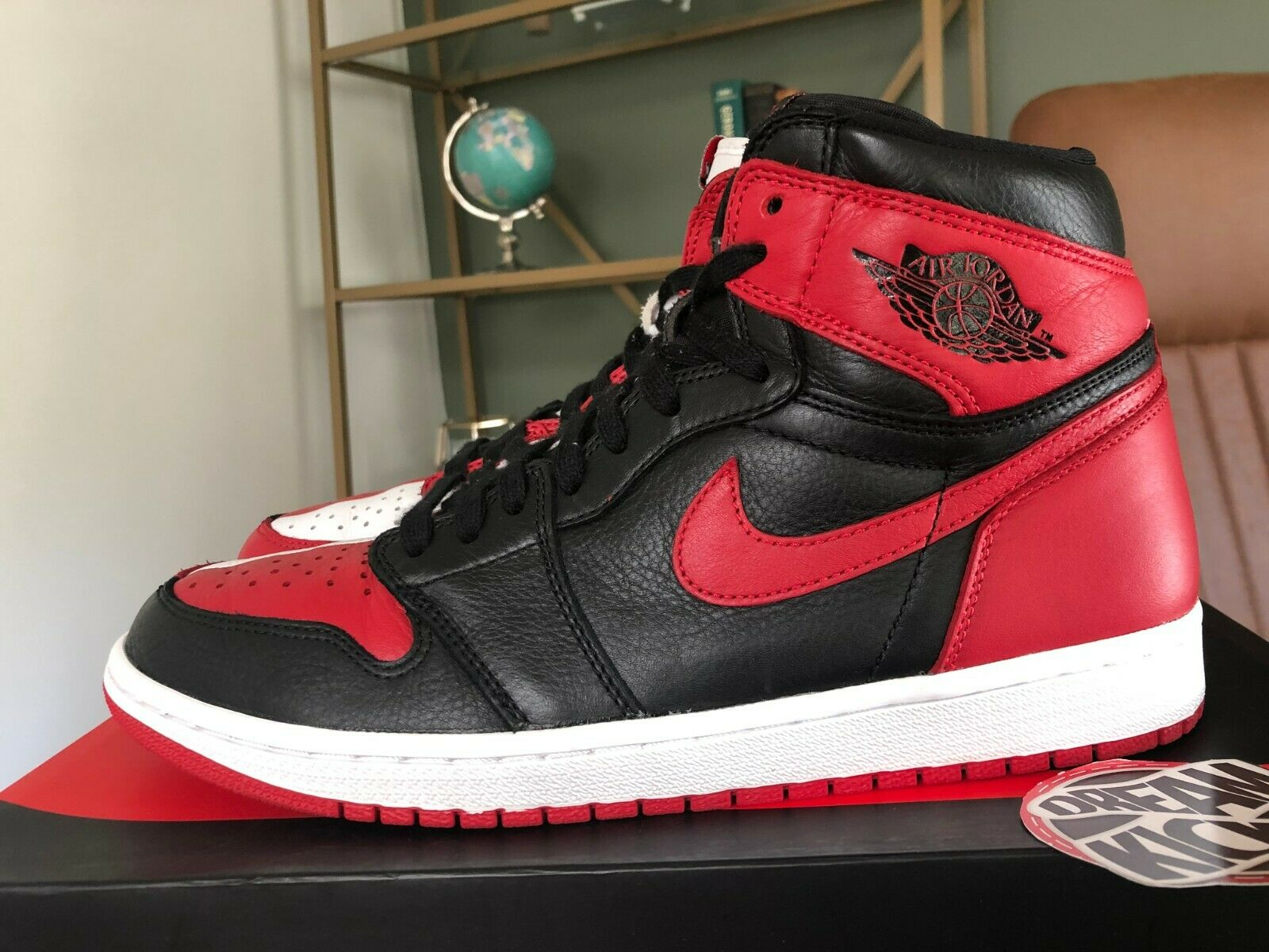 Jordan 1 Retro High Homage To Home Non-numbered