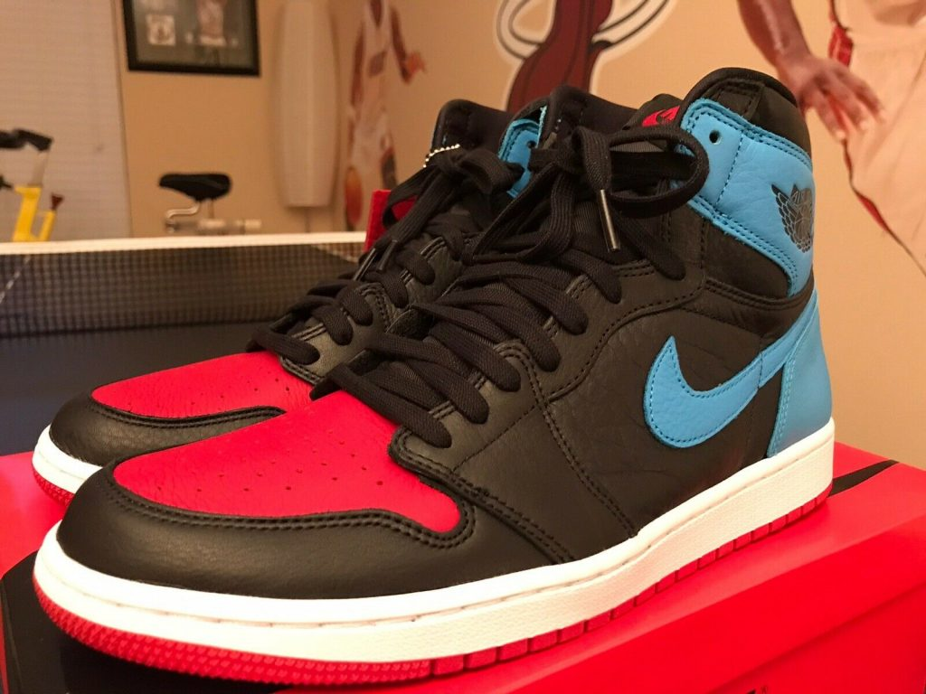 Jordan 1 Retro High NC To Chi Leather W