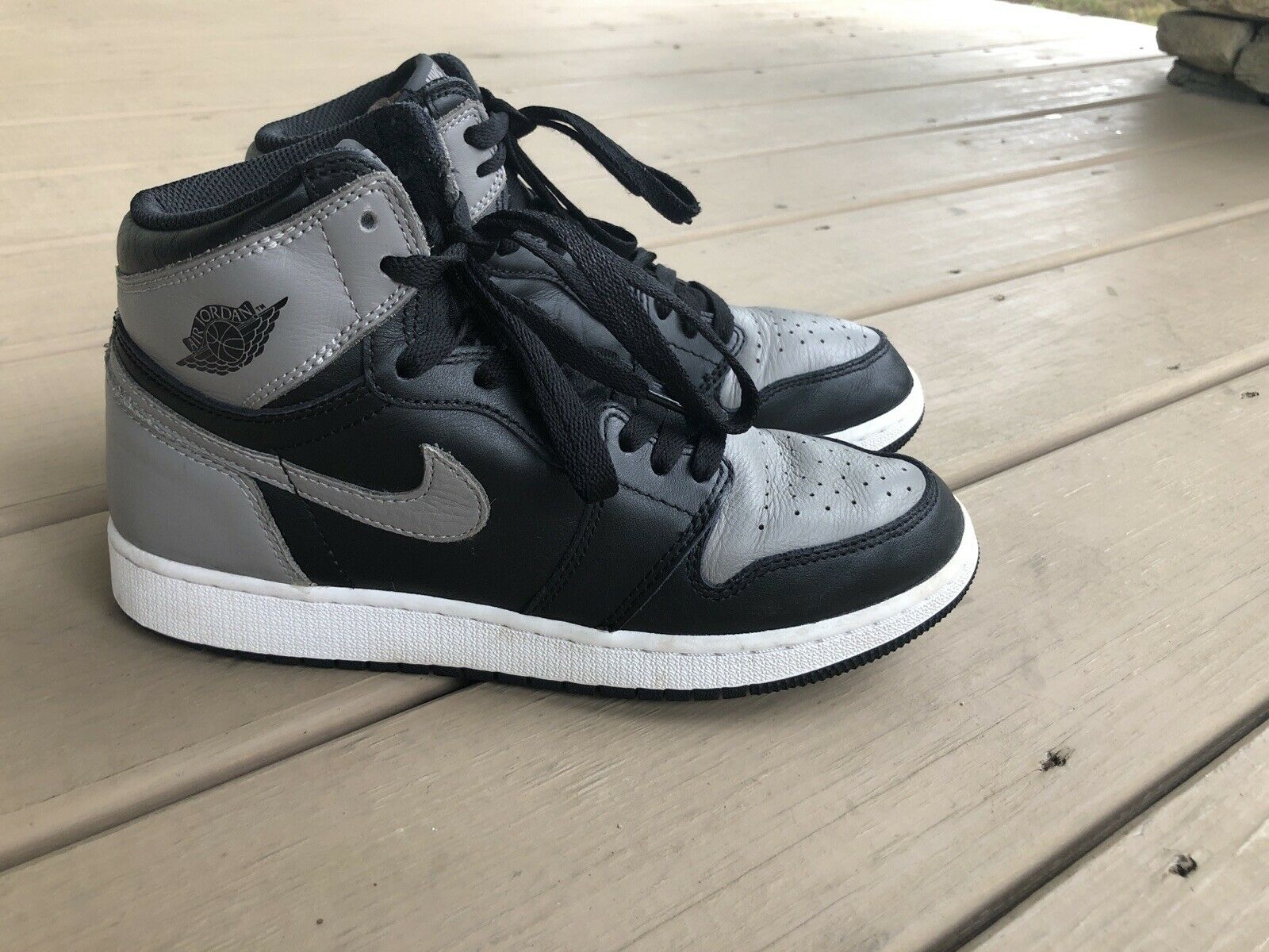 Jordan 1 Retro High Shadow 2018 GS