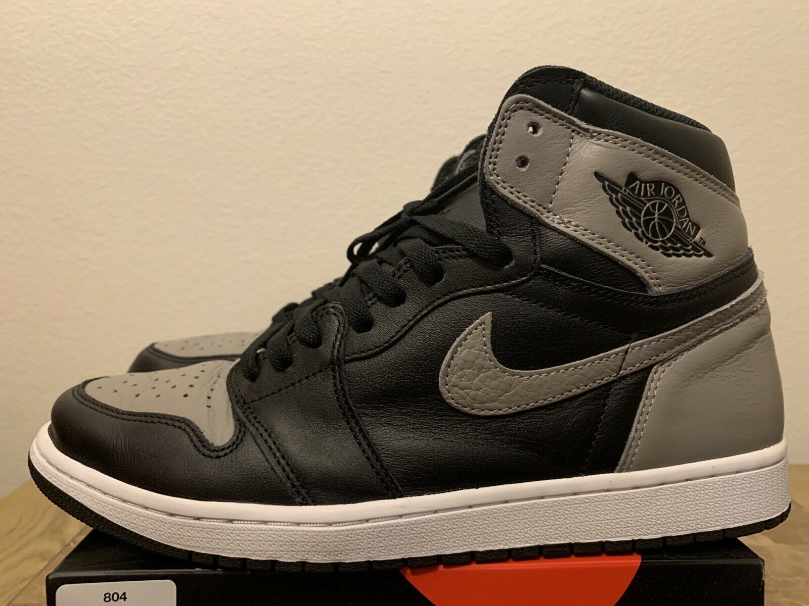 Jordan 1 Retro High Shadow 2018