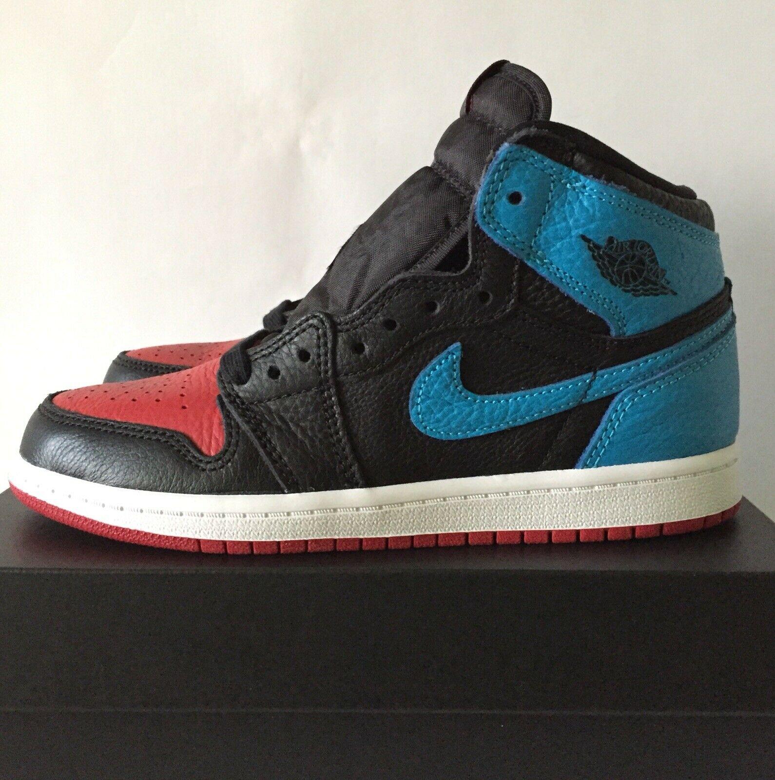 Jordan 1 Retro High UNC Chicago Leather PS