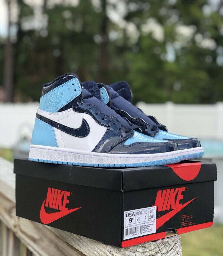 Jordan 1 Retro High UNC Patent W