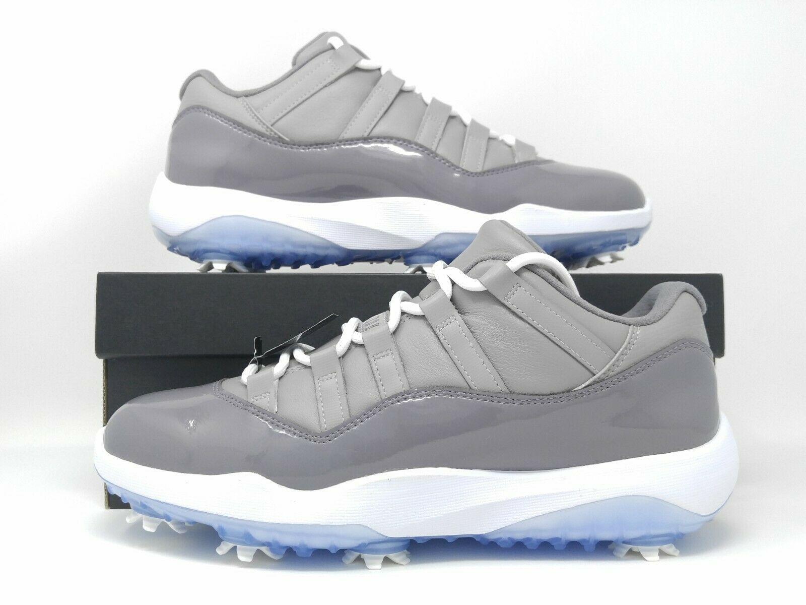 Jordan 11 Retro Low Golf Cool Grey