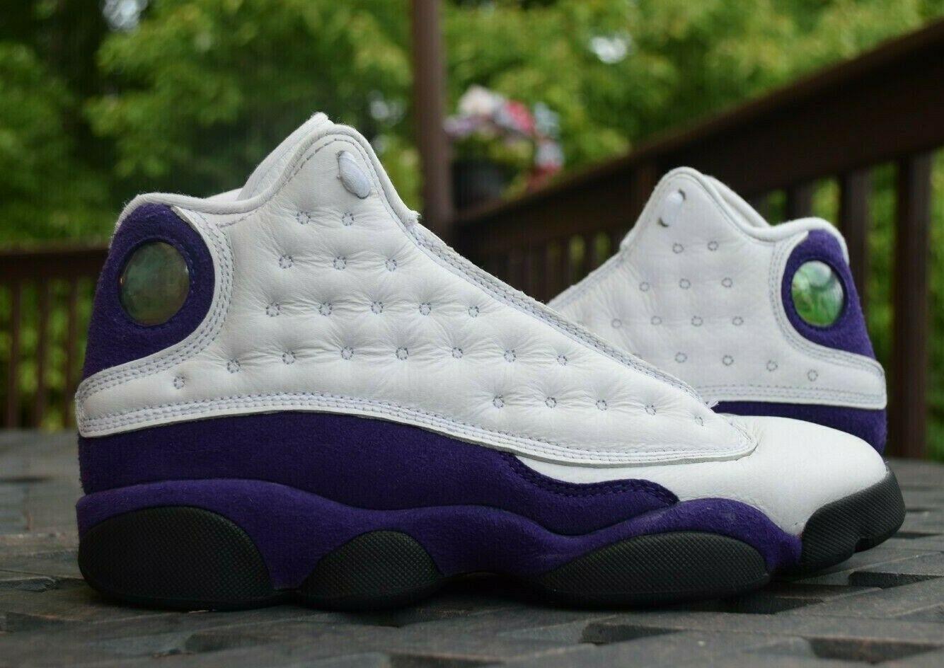 Jordan 13 Retro Lakers GS