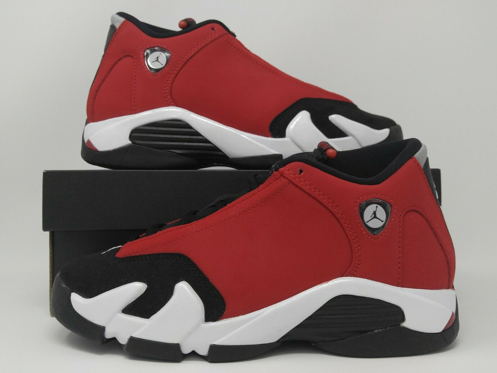 Jordan 14 Retro Gym Red Toro GS