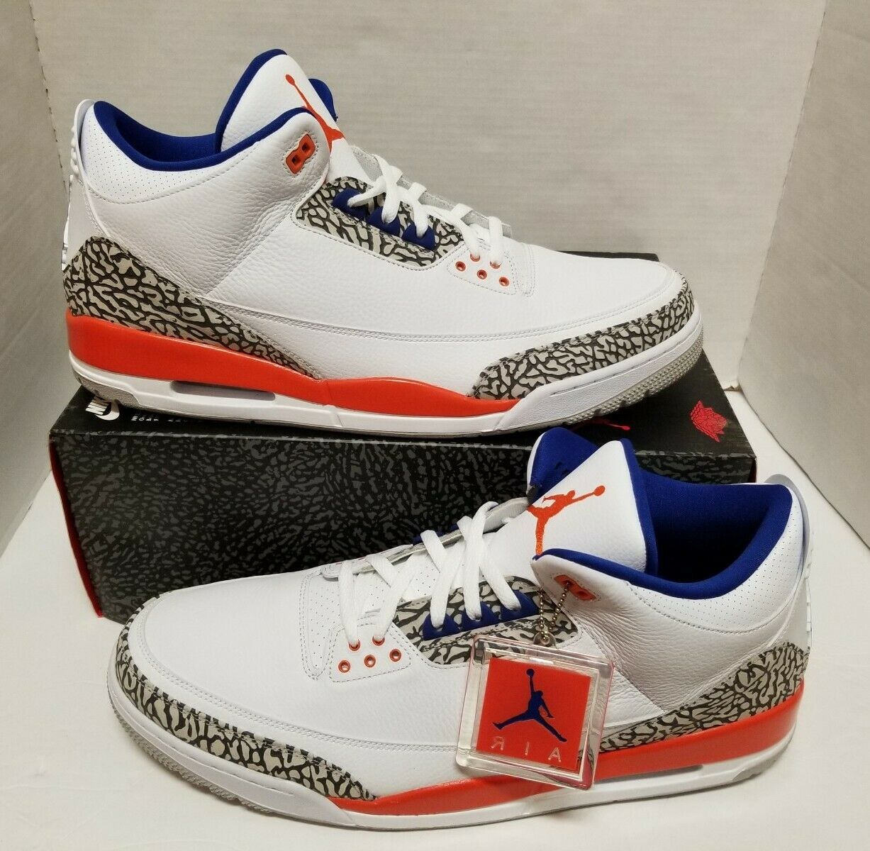 Jordan 3 Retro Knicks
