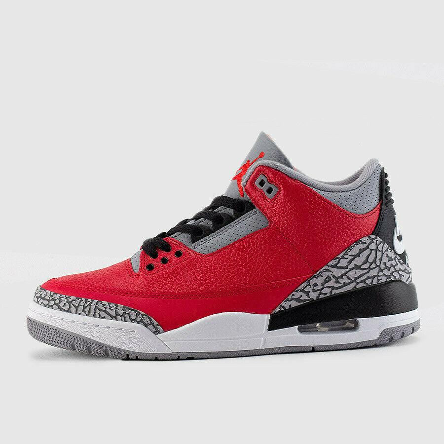 Jordan 3 Retro SE Fire Red GS