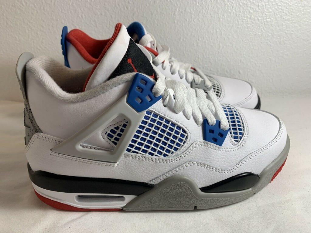 Jordan 4 Retro What The GS