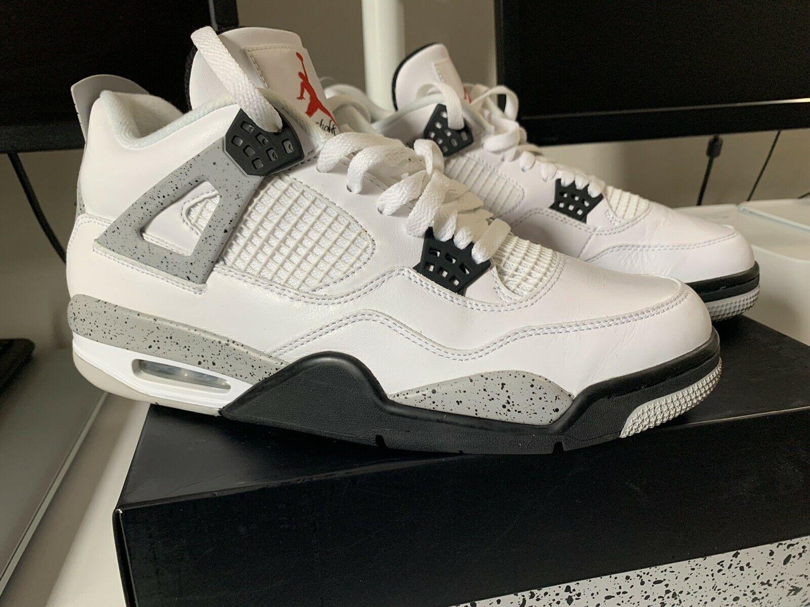 Jordan 4 Retro White Cement 2016