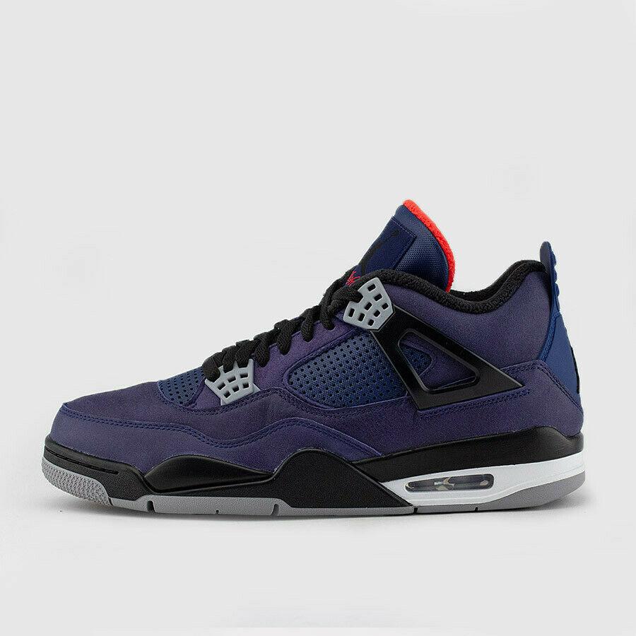 Jordan 4 Retro Winterized Loyal Blue GS