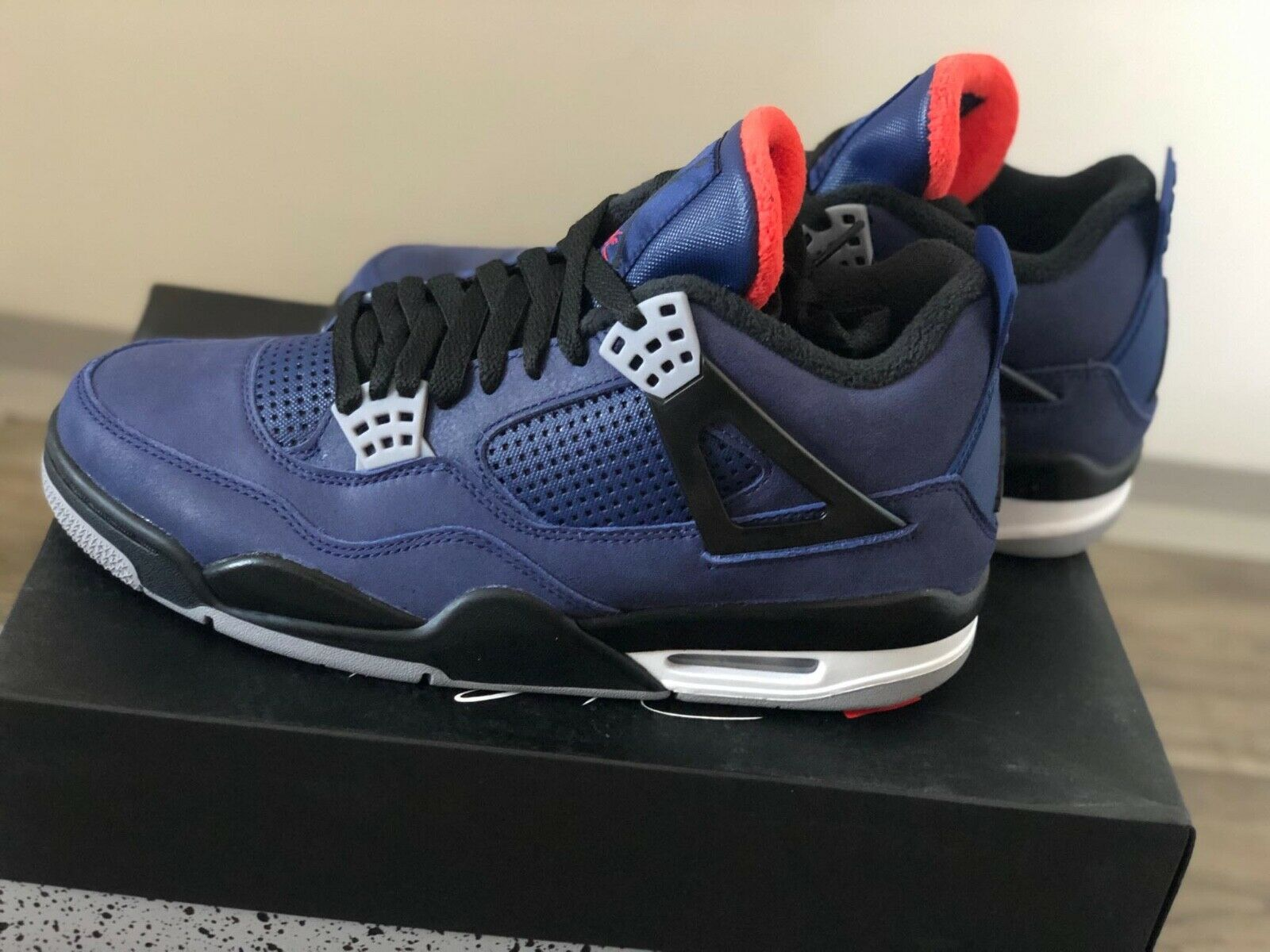 Jordan 4 Retro Winterized Loyal Blue