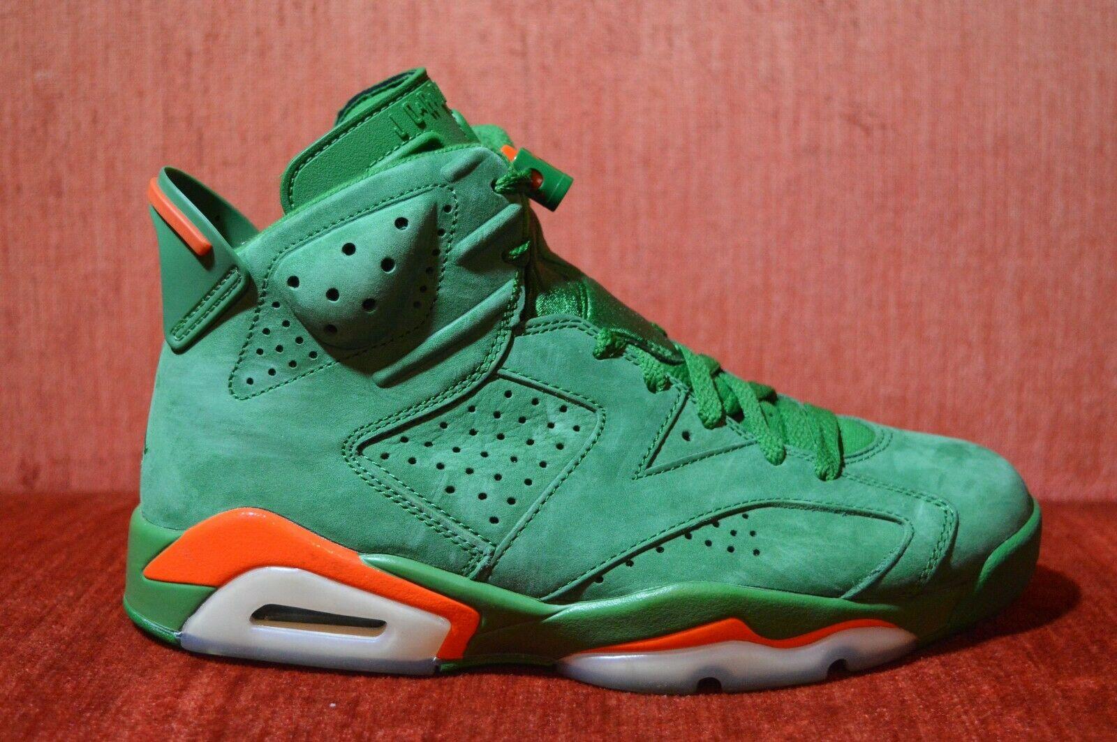 Jordan 6 Retro Gatorade Green