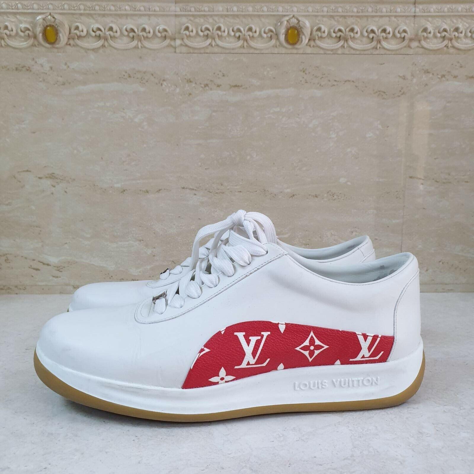 Louis Vuitton Sport Supreme White Monogram