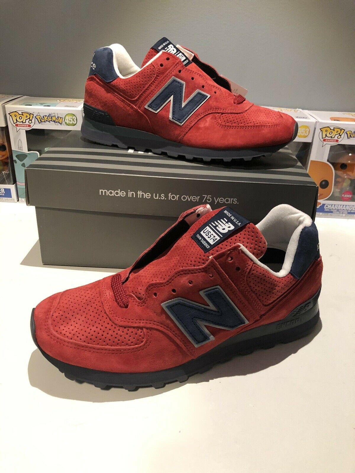 New Balance 597 Red