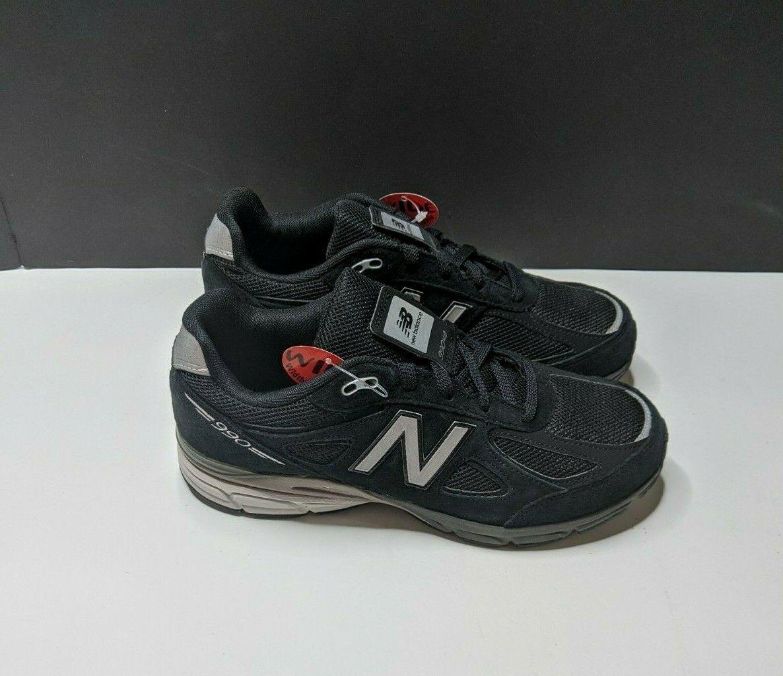 New Balance 990 v4 Black W