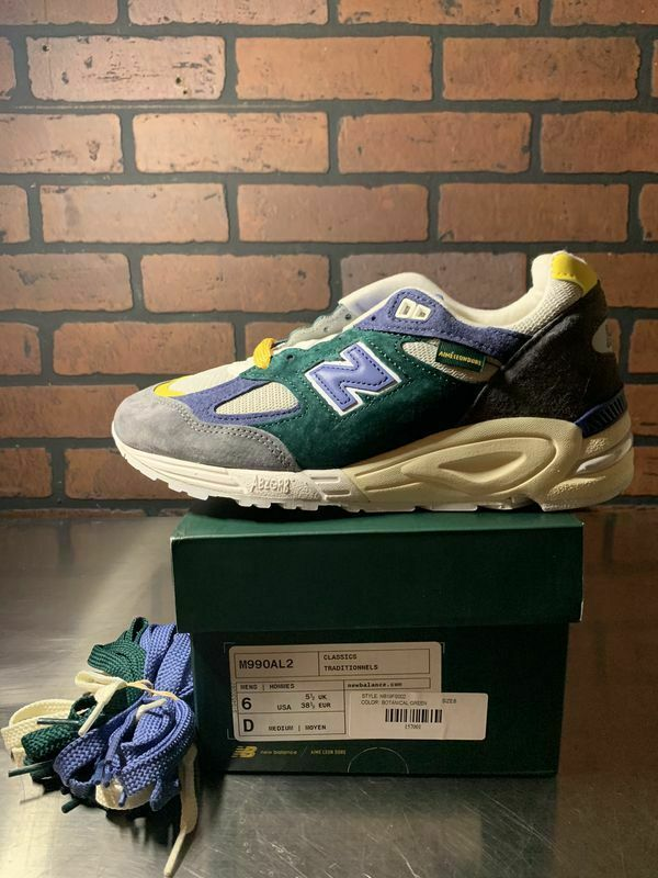 New Balance 990v2 Aime Leon Dore Life in the Balance