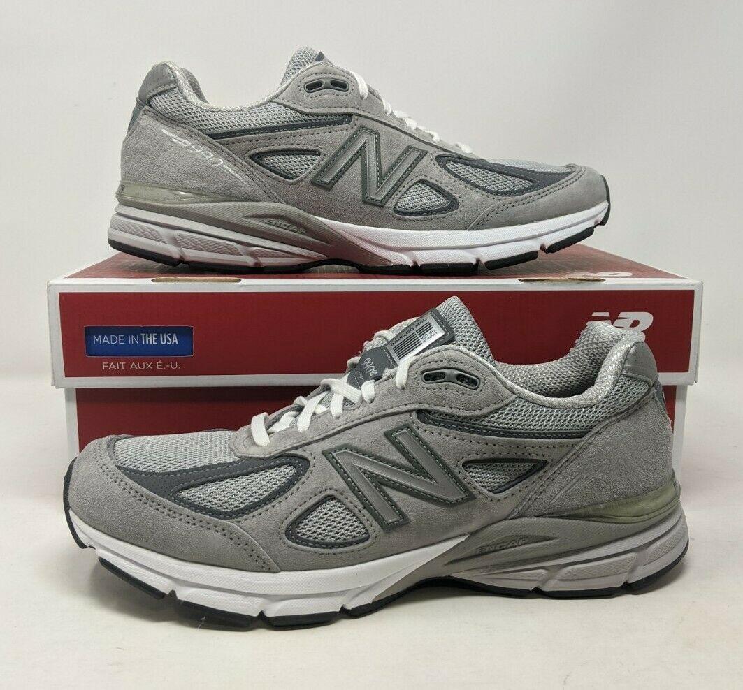 New Balance 990v4 Grey