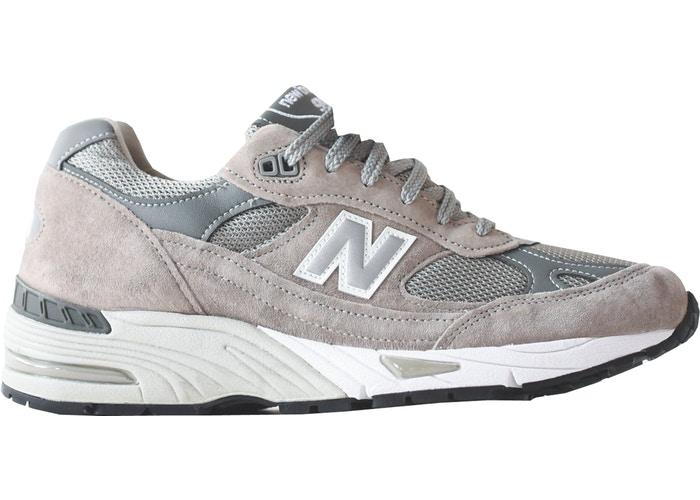 New Balance 991 Kith Grey