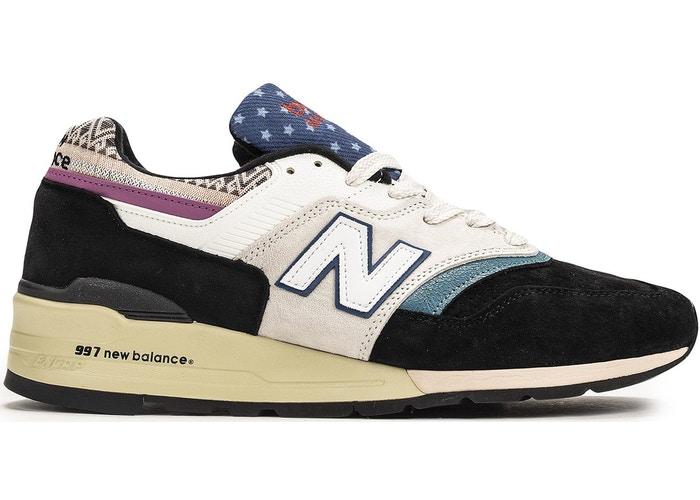 New Balance 997 Black Beige