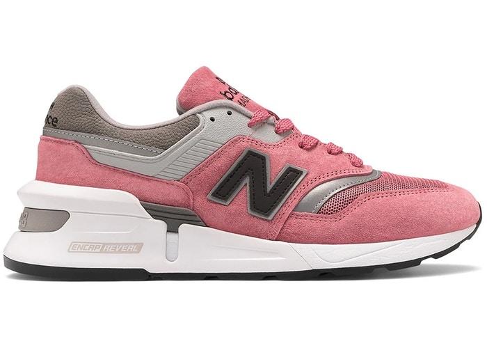 New Balance 997S Pink Grey