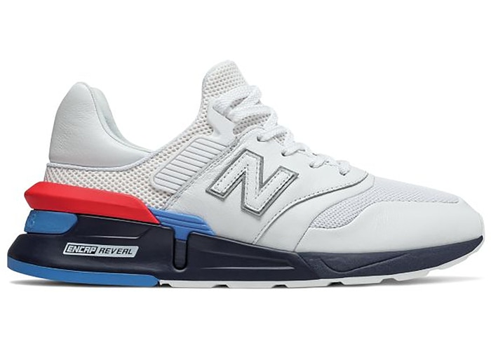 New Balance 997S White Leather