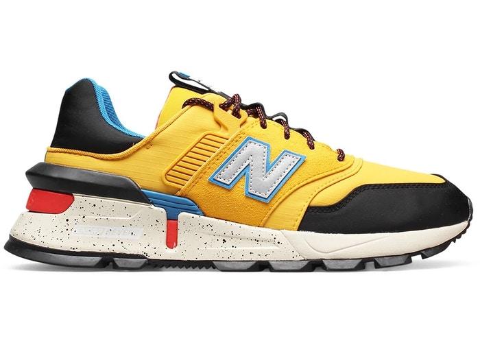 New Balance 997S Yellow Black